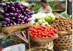denpasar market, yoga retreat, bali