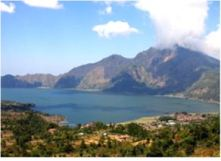 Mount Batur Volcano, yoga retreat, bali yoga